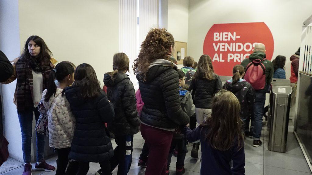 Entrada al Teatro Circo Price de Madrid